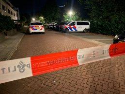 Politie treft overleden persoon in woning Fagotdreef in Harderwijk