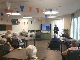 Eerste collegereeks bij Zorggroep Noordwest-Veluwe
