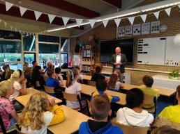 Noord-Veluwse scholen strijden tegen elektronisch afval!