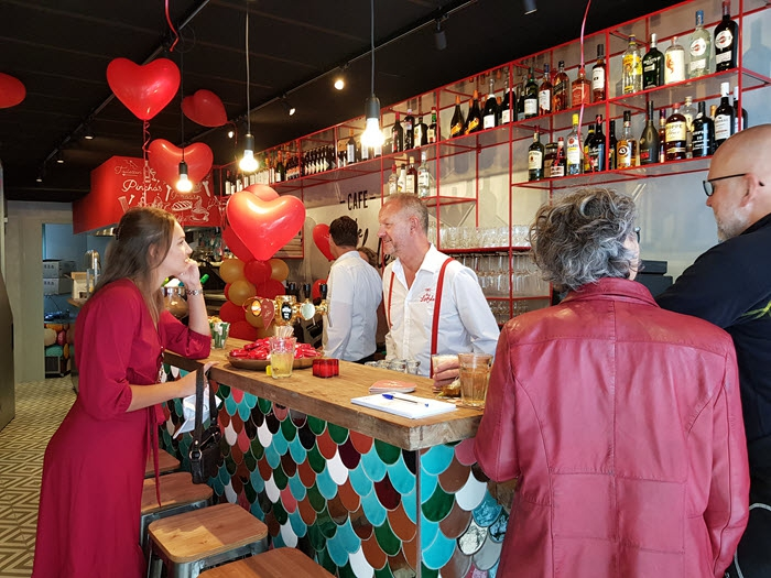 ABBA Party in Café de Liefde