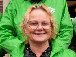Wietske Hollanders lijsttrekker GroenLinks
