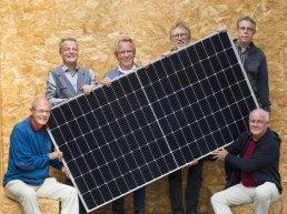 Lokale energiecoöperaties Noord-Veluwe samen de regio in