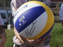 Harderwijk gastgemeente WK Volleybal Vrouwen september 2022
