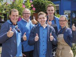 Vertrouwd winkelteam in gloednieuwe Albert Heijn Krommekamp Harderwijk