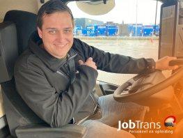 Geef je op voor gratis proefrijdagen in een vrachtauto van JobTrans