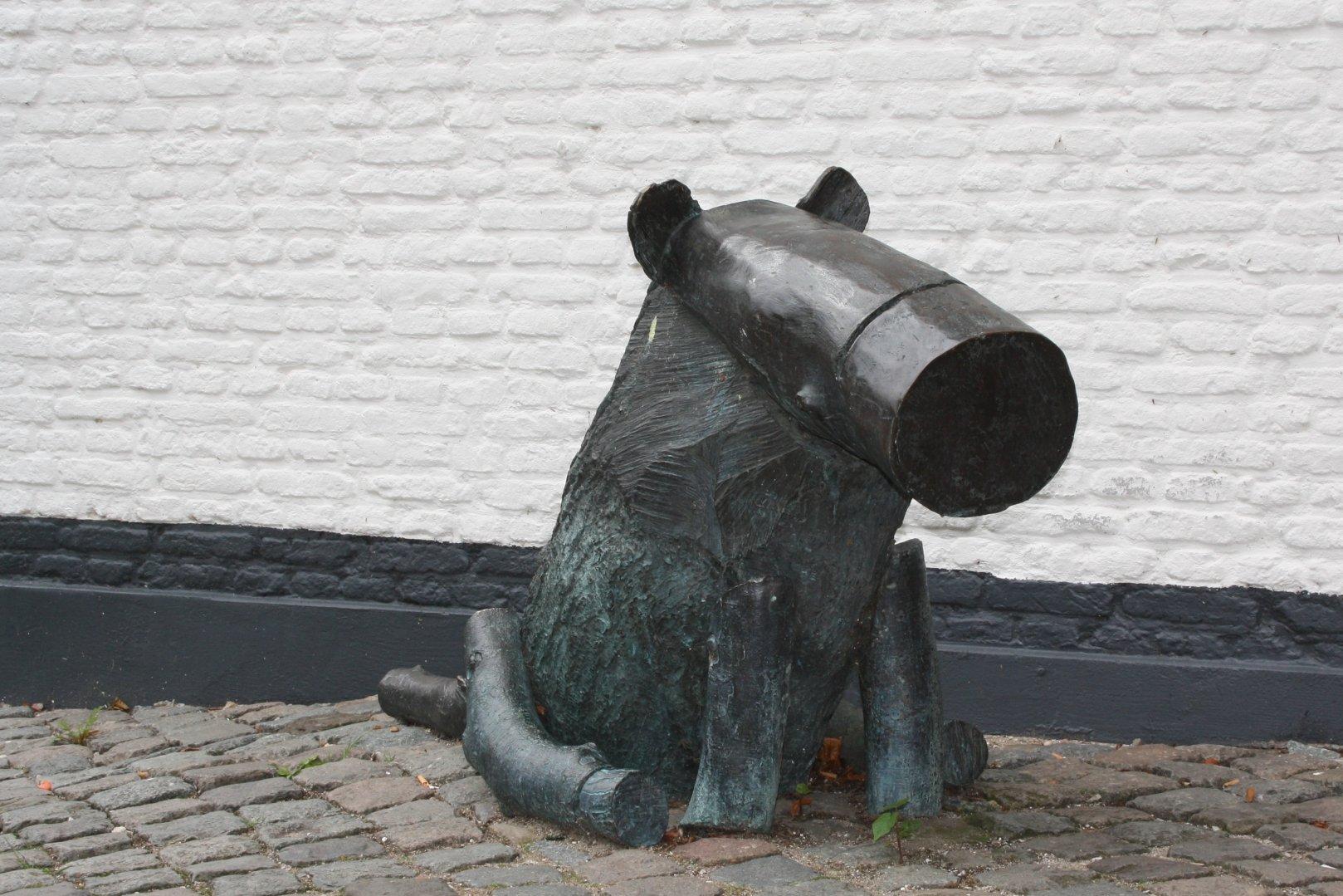 De hond (van Tom Claassen)