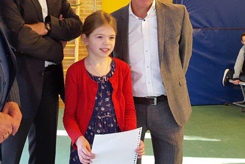 Naomi Ramaker - eerste juniorstadsdichter 2016