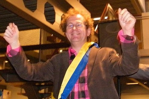 Stadsdichter Geert Zomer 2011 - 2012