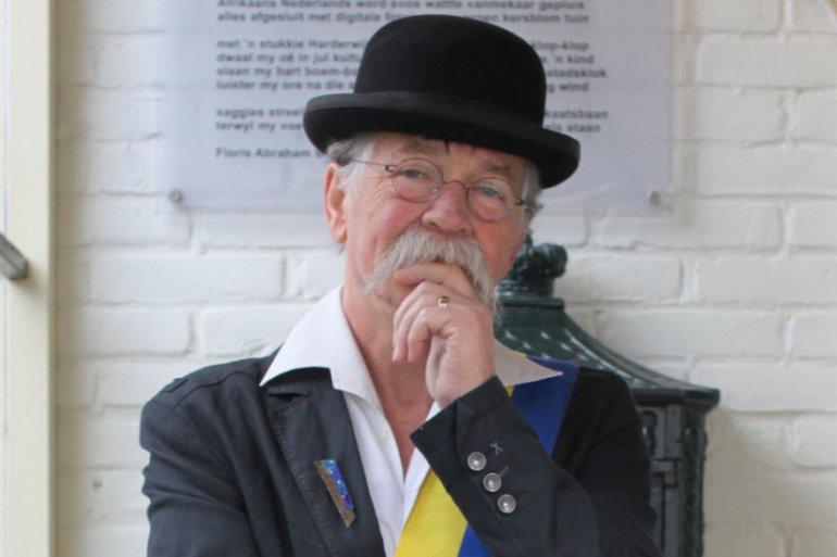 Stadsdichter Michel Martinus 2010