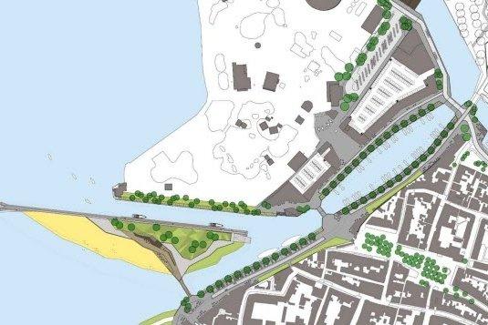 Stadsgedicht 1 - Waterstad