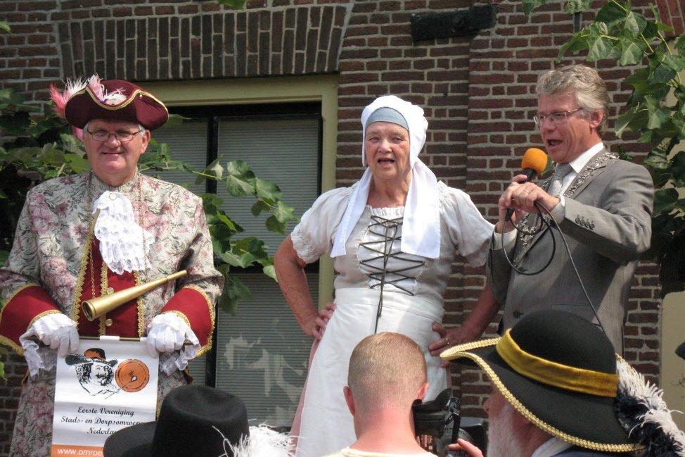 Stadsgedicht 26 - Hanzedagen Harderwijk