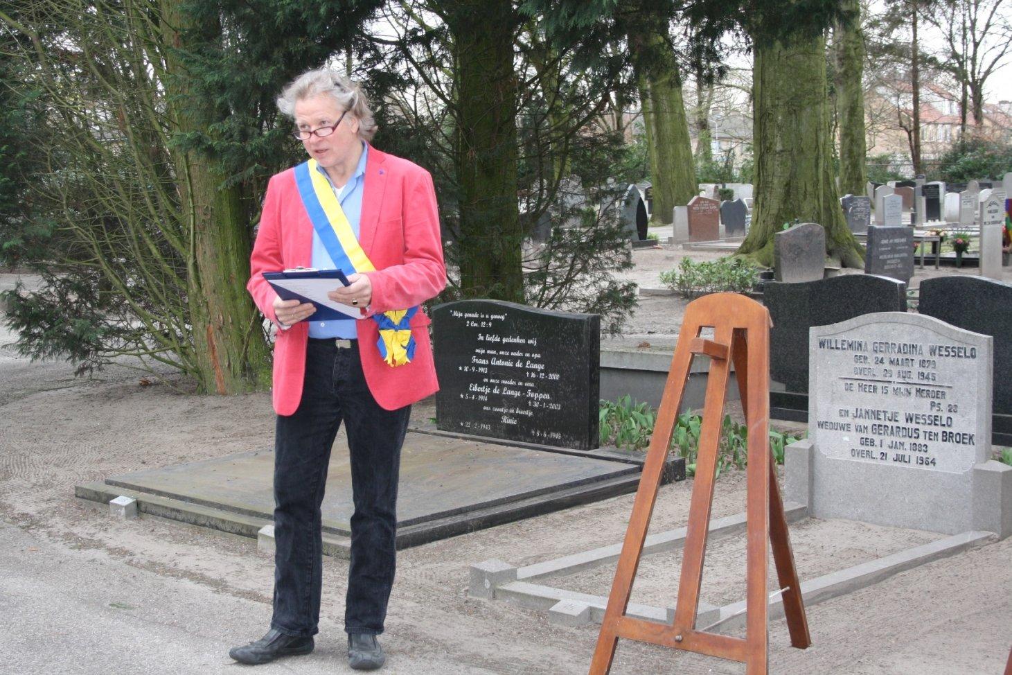 Stadsgedicht 6 - Hongaren in Harderwijk