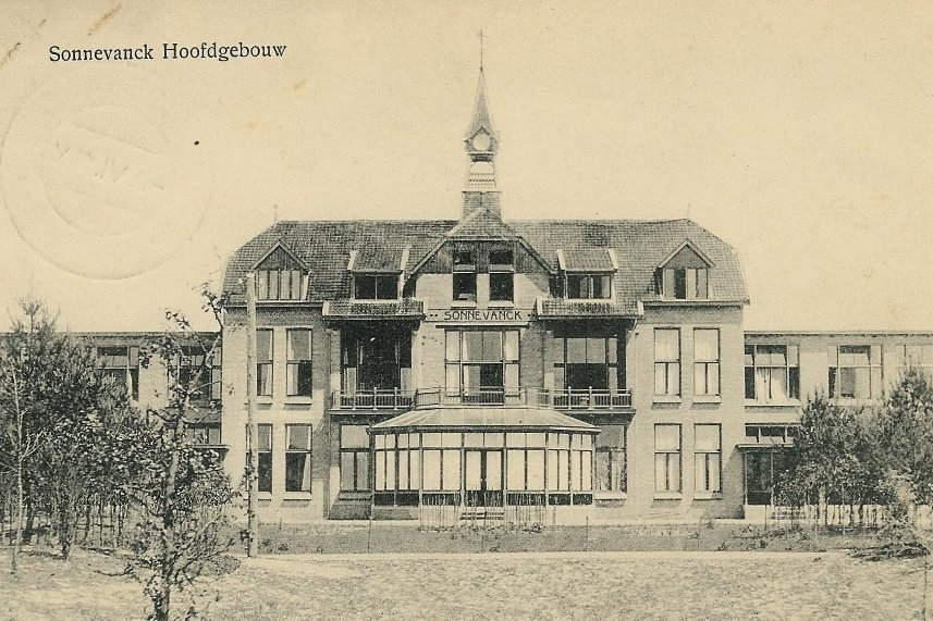 Stadsgedicht - Hoofdgebouw Sonnevanck