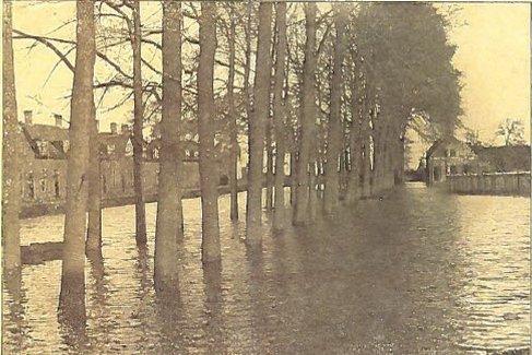 Stadsgedicht - Watersnood 1916
